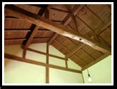 天井裏のチェック