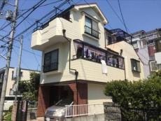 葛飾区T様邸 外壁塗装(サイディング)・屋根塗装(スレート瓦)・シーリング打ち替え
