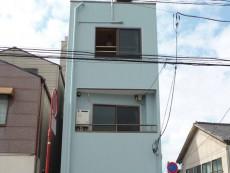 墨田区A様邸 外壁塗装・シーリング打替え