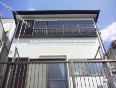 墨田区H様邸 外壁塗装・雨戸塗装