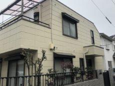 葛飾区H様邸 外壁塗装・屋根カバー工法