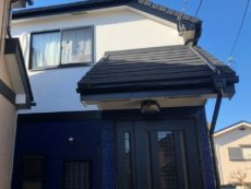 足立区M様邸 外壁塗装・屋根カバー工法