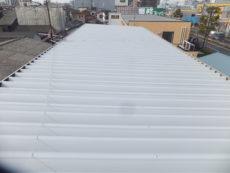 東京都 足立区 T様邸 屋根塗装・鉄骨階段塗装