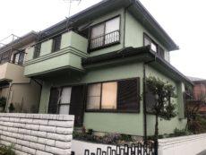 東京都 葛飾区 S様邸 外壁塗装