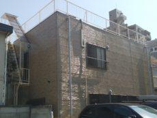 足立区 Y様邸 サイディング外壁塗装工事 防水工事
