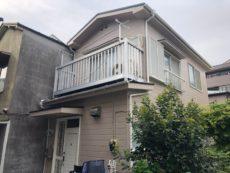 葛飾区 A様邸 外壁塗装工事 屋根塗装工事