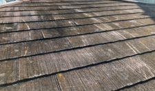 屋根カバー工法(現状)
