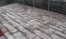 屋根カバー工法(洗浄後)