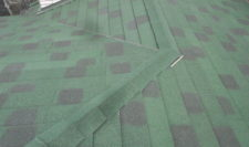 屋根カバー工法(新規棟作成)
