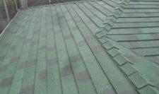 屋根カバー工法(完了)