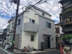 葛飾区 M様邸 外壁塗装・屋根カバー工事