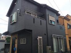 足立区T様邸 外壁塗装・屋根塗装工事