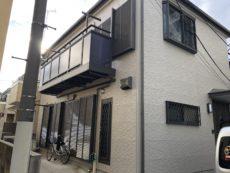 足立区Y様邸 外壁塗装・屋根塗装工事