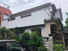 足立区S様邸 外壁塗装・屋根塗装工事