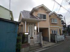 葛飾区M様邸 外壁塗装工事・屋根塗装工事