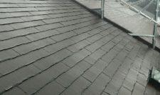 屋根カバー工事①