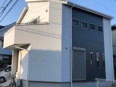 足立区H様邸 外壁塗装工事 屋根塗装工事 ベランダ防水工事