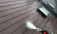 屋根カバー工事②