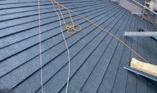 屋根カバー工事④