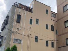 墨田区 I様邸 外壁塗装工事