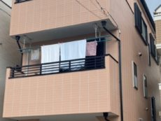 足立区Ⅰ様邸 外壁塗装・屋根塗装工事