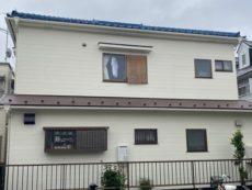 葛飾区O様邸 外壁塗装・屋根塗装工事
