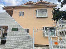 八潮市T様アパート 外壁塗装・屋根塗装工事