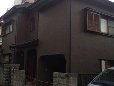 三郷市T様邸 外壁・屋根塗装工事フッ素プラン