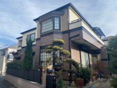 足立区 H様邸 外壁塗装・屋根塗装・防水工事