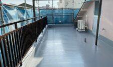 屋上防水工事⑪