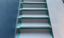 階段防水⑮