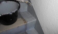階段防水⑦