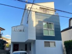 葛飾区K様邸 外壁塗装・屋根塗装