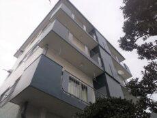 江戸川区I様マンション 外壁塗装・長尺シート貼替