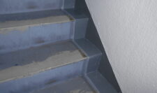 階段防水⑨
