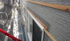 外壁カバー工法②