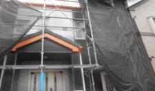 外壁カバー工法⑥