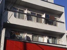 足立区I様マンション 外壁塗装・屋根塗装・防水工事
