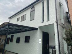 葛飾区M様邸 外壁塗装・屋根塗装工事