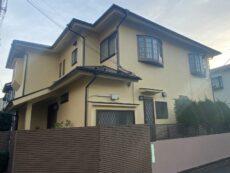 足立区I様邸 外壁塗装・屋根塗装工事