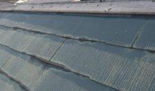屋根施工写真①