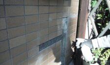 外壁タイル面補修工事④