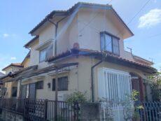 草加市Y様邸 外壁塗装・屋根塗装工事