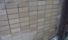 外壁タイル面補修工事⑦
