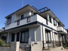 松戸市S様邸 外壁塗装工事