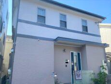 足立区K様邸 外壁塗装・屋根塗装工事
