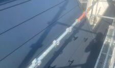 屋根カバー施工写真⑥