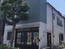 台東区M様邸 外壁塗装 屋根塗装工事(シリコン)