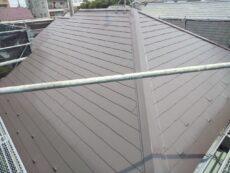 杉並区K様邸 屋根塗装工事