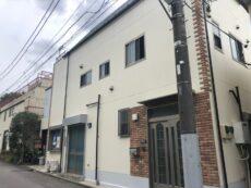 足立区K様邸 外壁塗装工事・屋根塗装工事・屋上防水工事